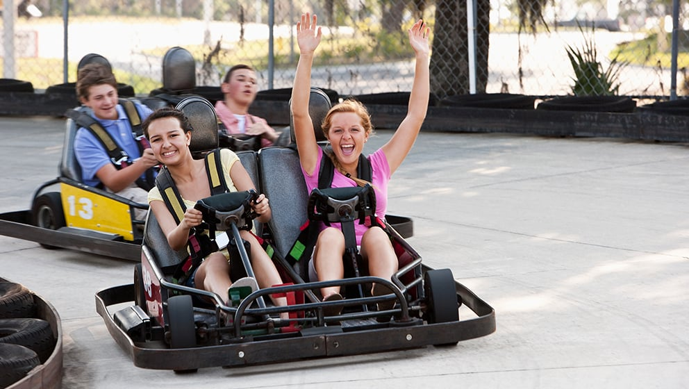 Make memories at SpeedZone Fun Park